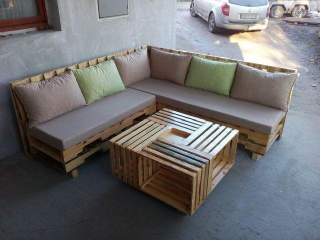 15 Furniture Kayu Palet Ini Bisa Anda Buat Sendiri Di Rumah